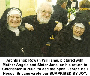 Bishop Rowan Williams